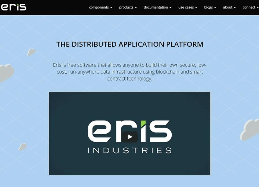 Eris Industries screenshot