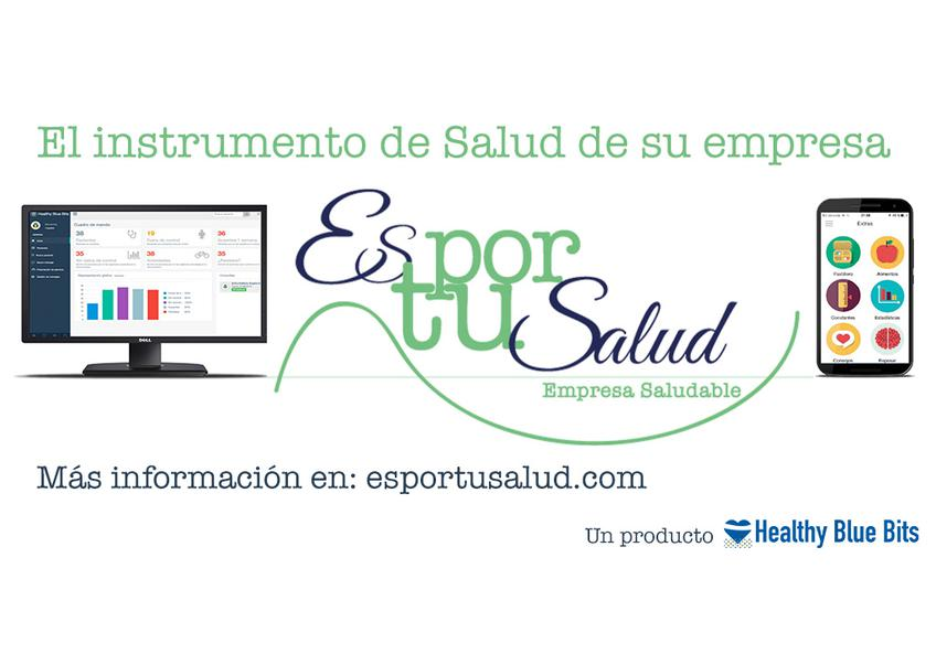 Esportusalud - Empresa Saludable screenshot