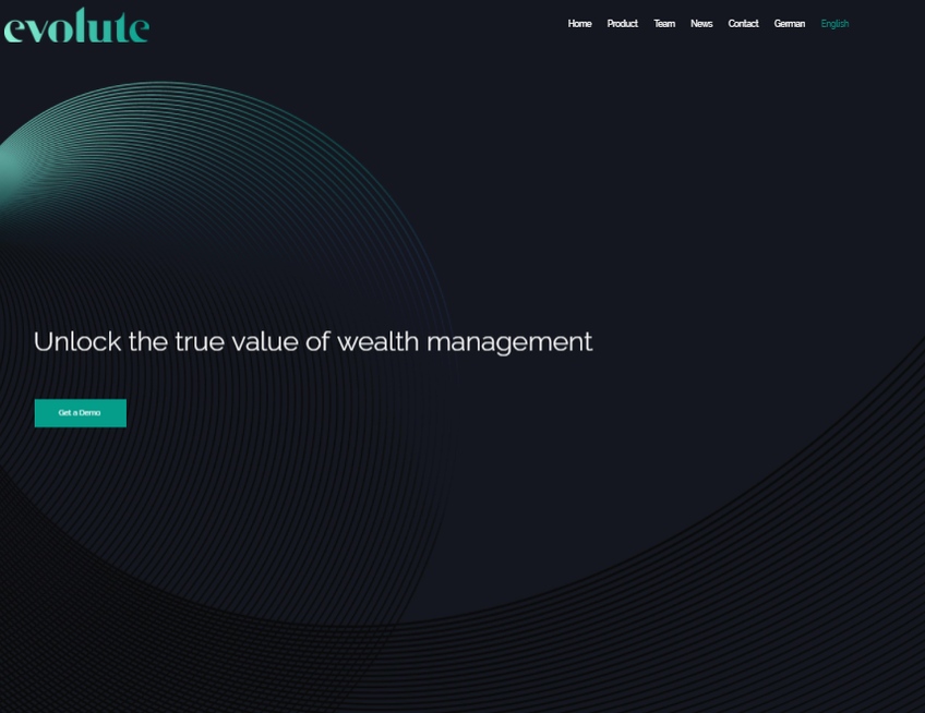 Evolute screenshot
