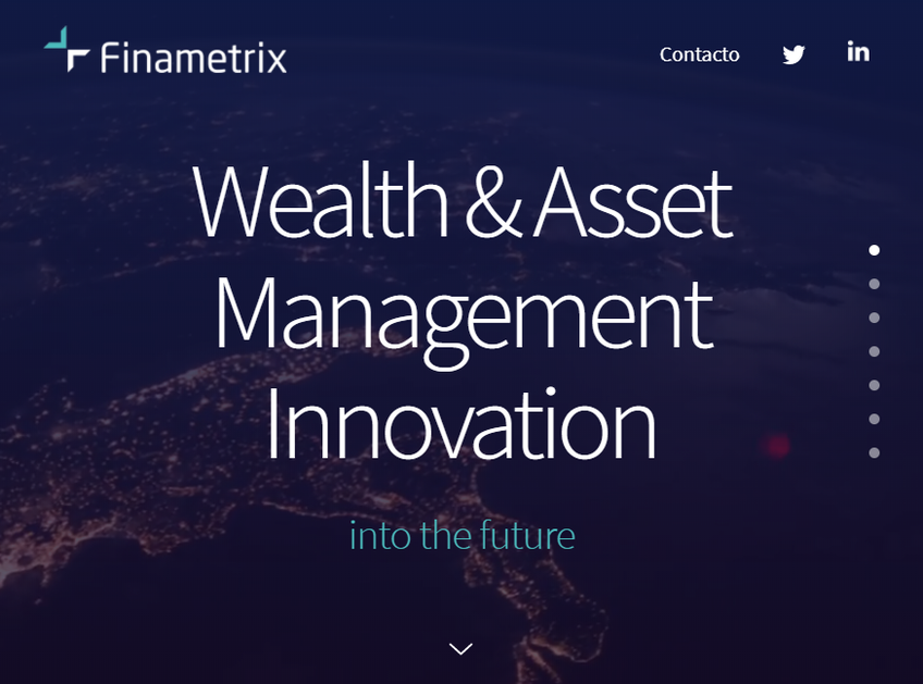 Finametrix screenshot