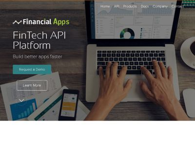Financial Apps image