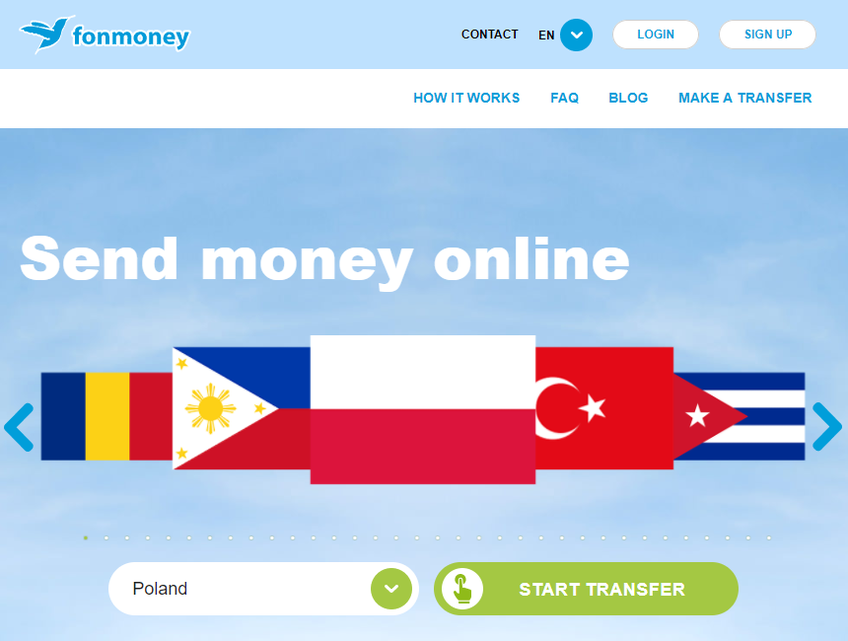 Fonmoney screenshot