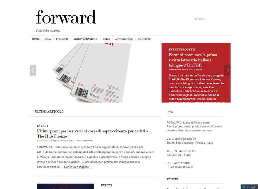 Forward Forward screenshot