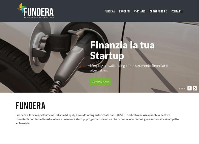 Fundera screenshot