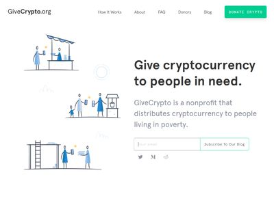 GiveCrypto image