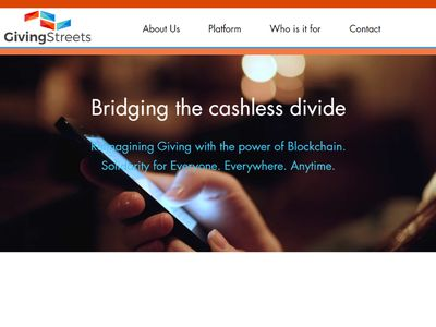 GivingStreets image