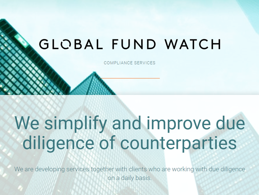 Global Fund Watch screenshot