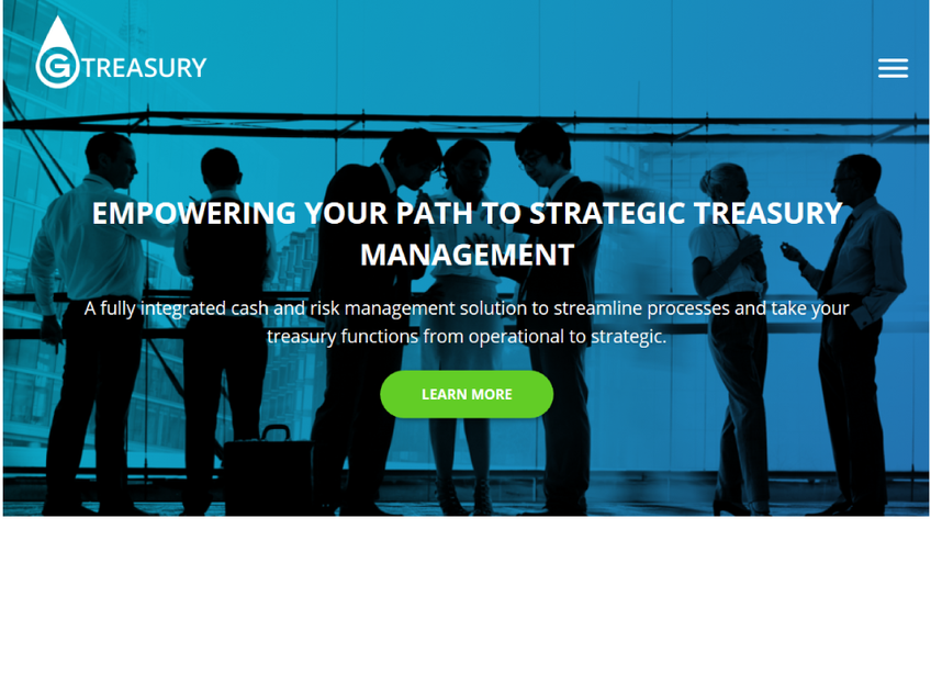 GTreasury screenshot
