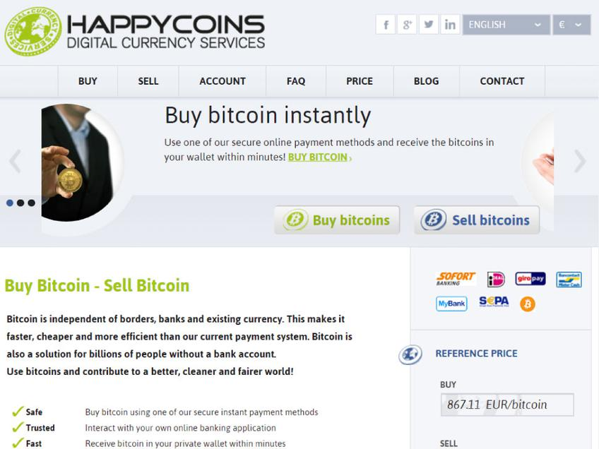 HappyCoins screenshot