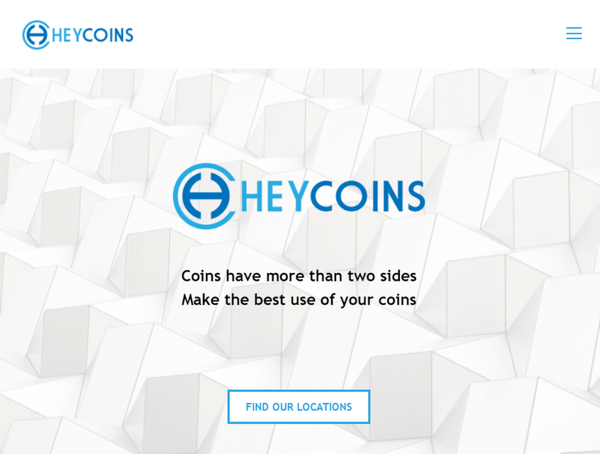 Heycoins screenshot