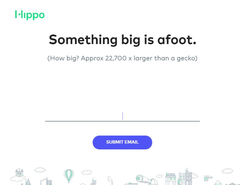 Hippo screenshot
