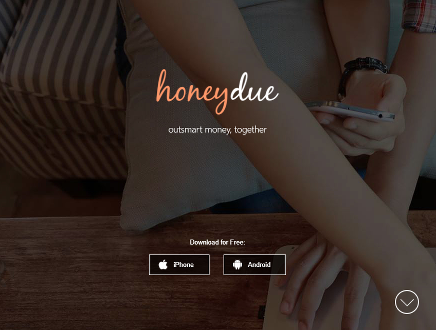 Honeydue screenshot