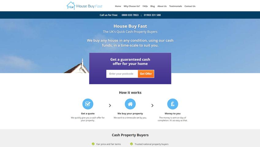 House Buy Fast screenshot