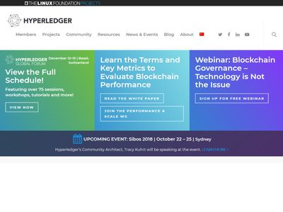 HyperLedger image