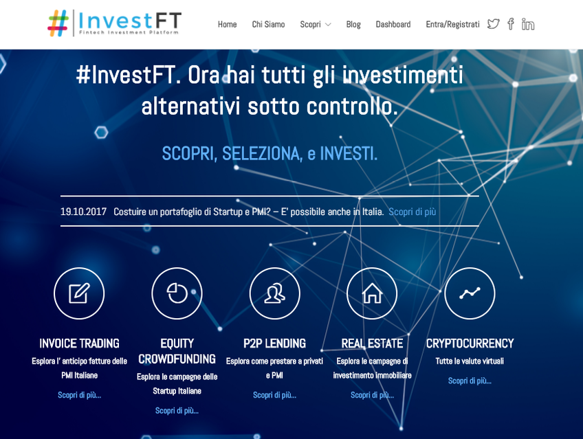 investFT screenshot