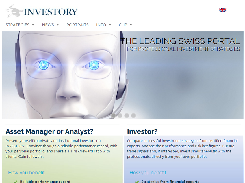 Investory screenshot