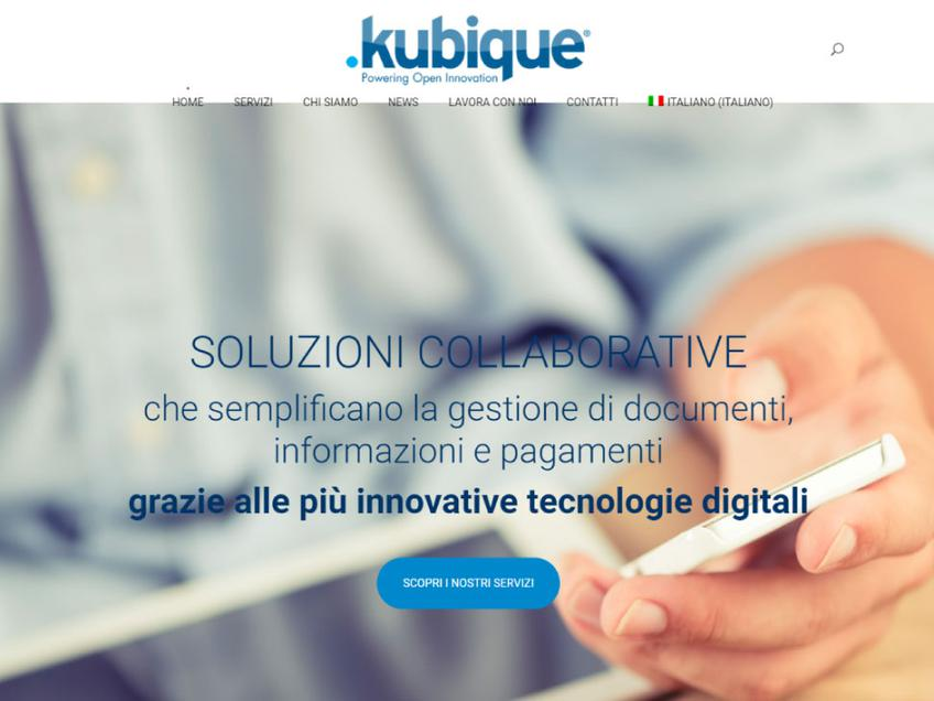 Kubique screenshot