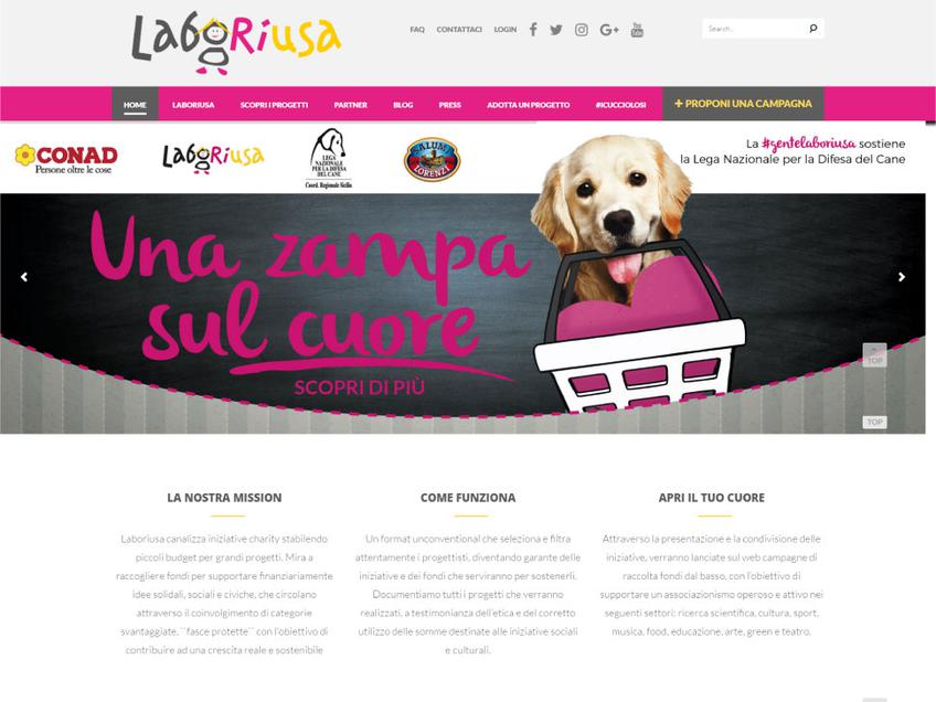 Laboriusa screenshot