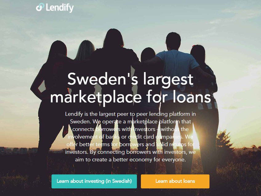 Lendify screenshot