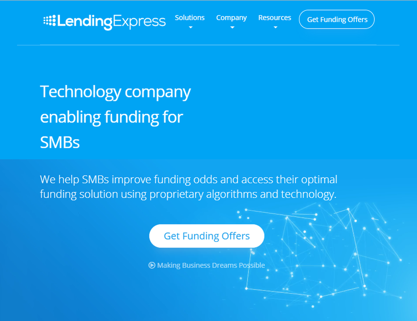 Lending Express screenshot
