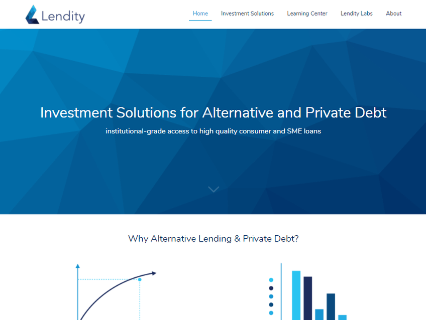 Lendity screenshot