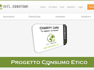 Let's Donation image