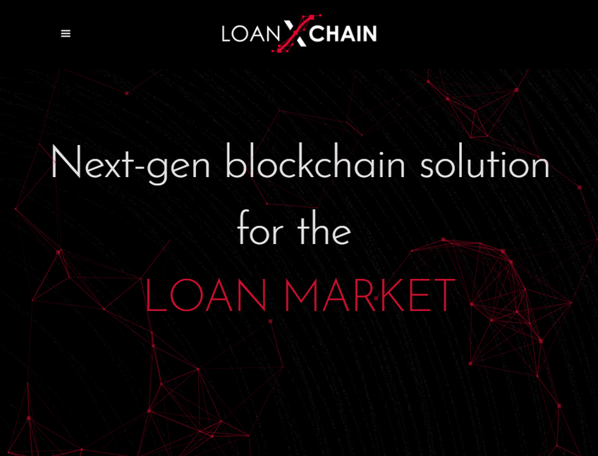 LoanXchain screenshot