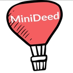 MiniDeed logo
