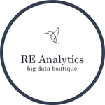 RE Analytics logo