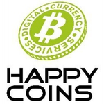 HappyCoins logo