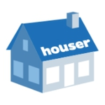 Hey Houser logo