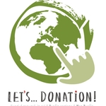 Let's Donation logo