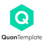 QuanTemplate logo