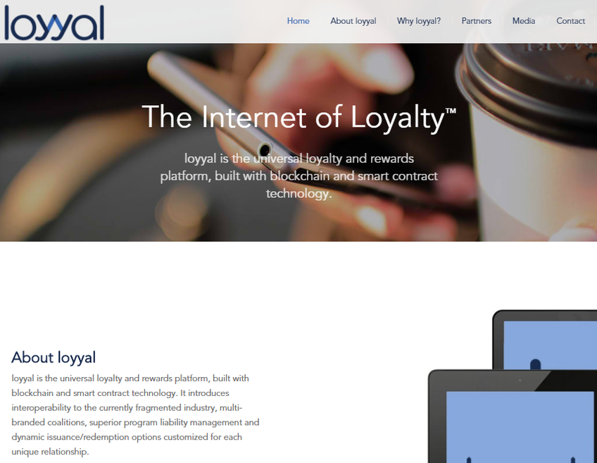 Loyyal screenshot