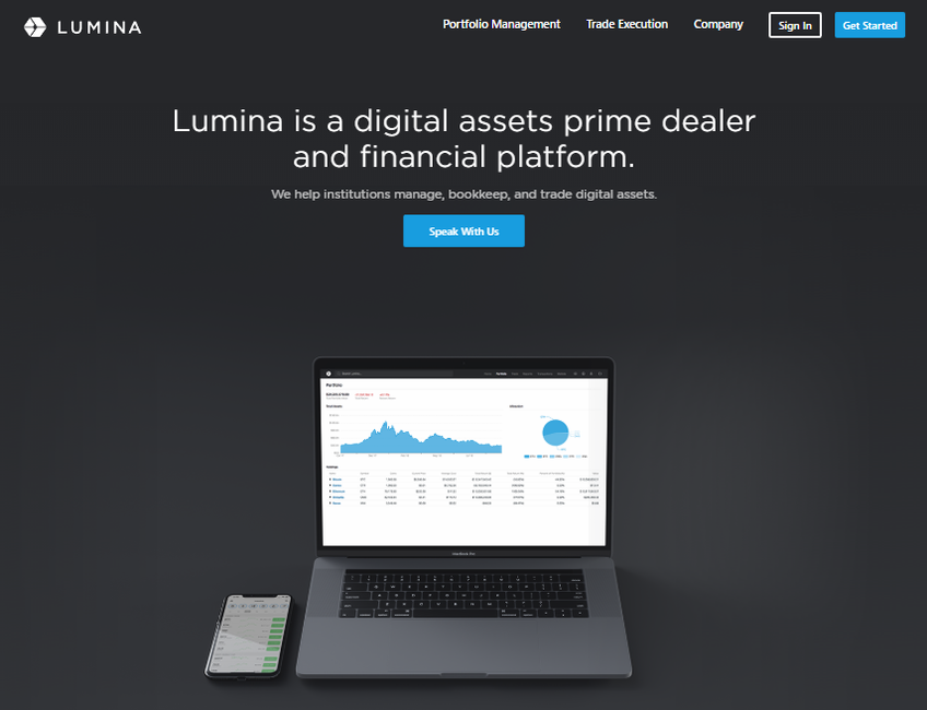 Lumina screenshot