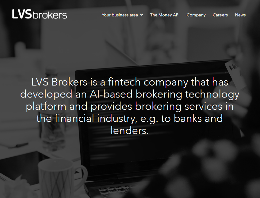 LVS Brokers screenshot