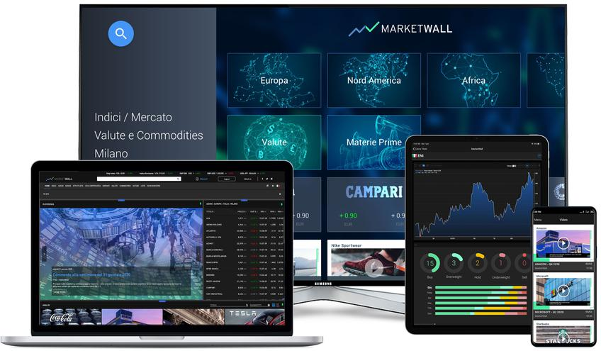 MarketWall screenshot