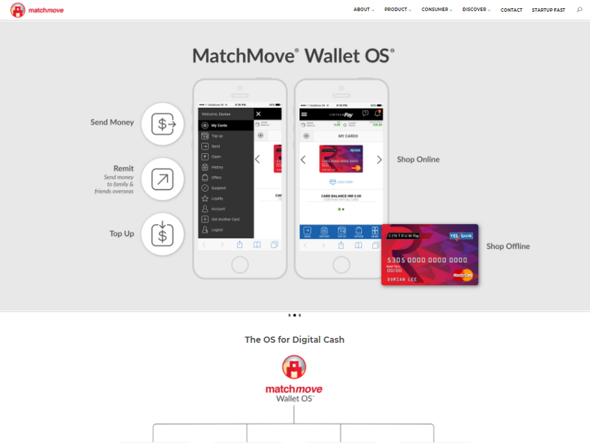 MatchMove screenshot