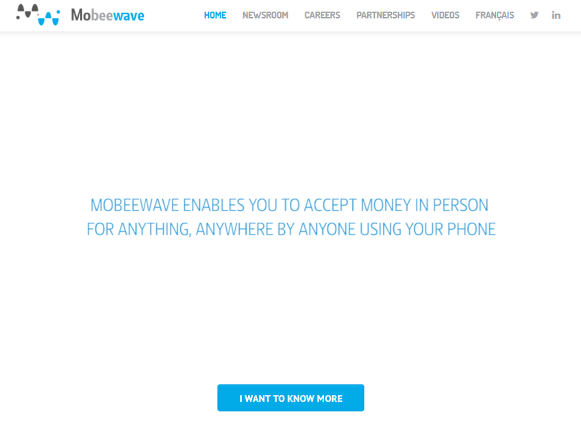 Mobeewave screenshot