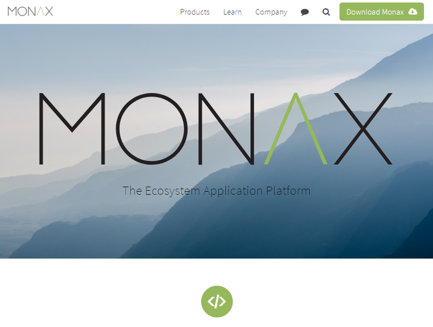 Monax screenshot