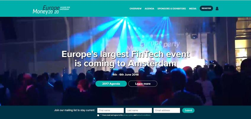 Money20/20 Europe screenshot