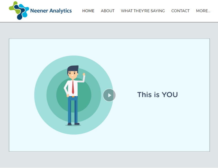 Neener Analytics screenshot