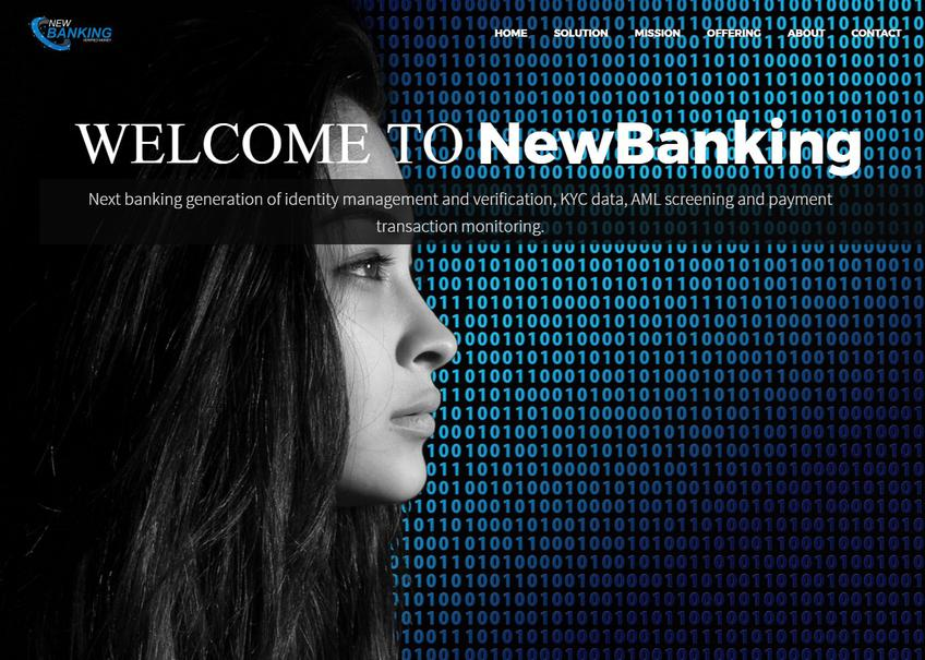 Newbanking screenshot