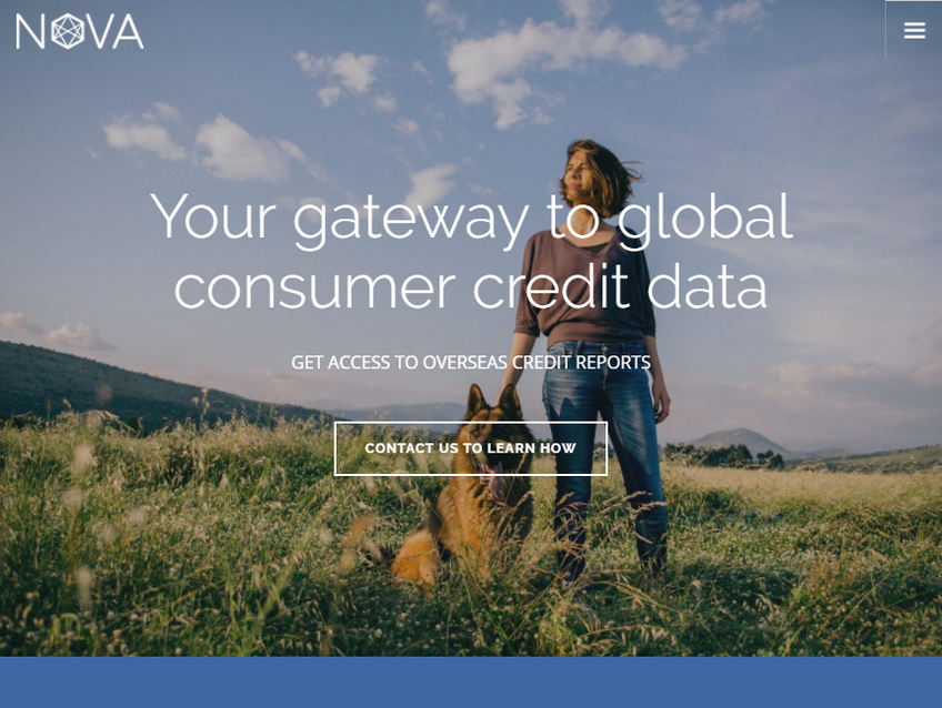 Nova Credit screenshot
