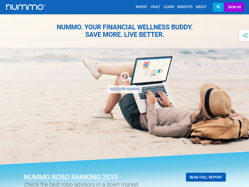 Nummo screenshot
