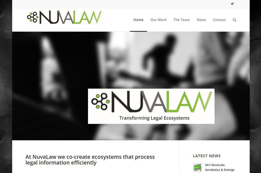 NuvaLaw screenshot
