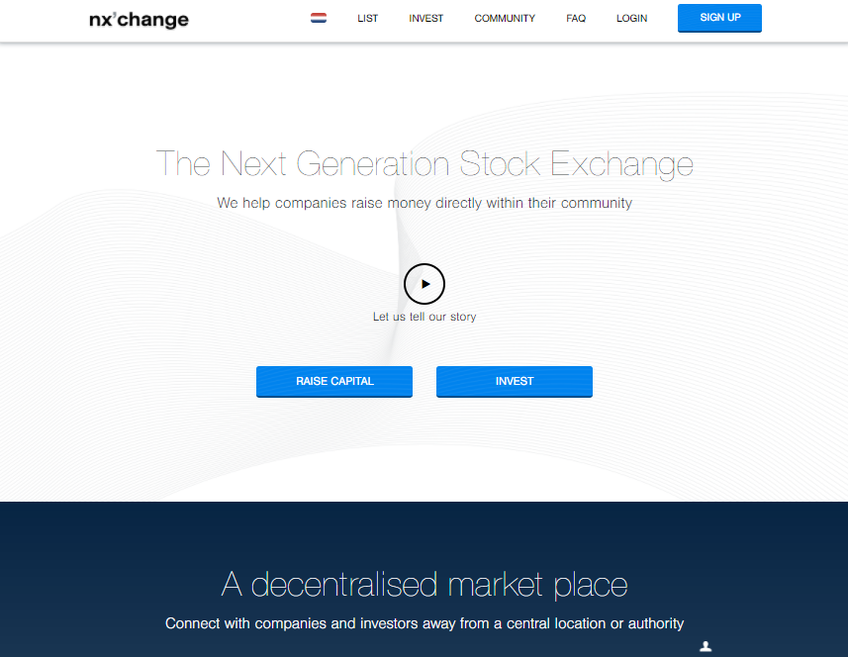 Nxchange screenshot