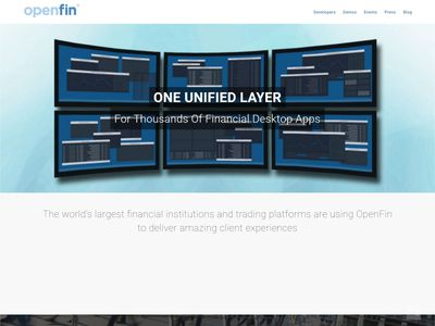 OpenFin image