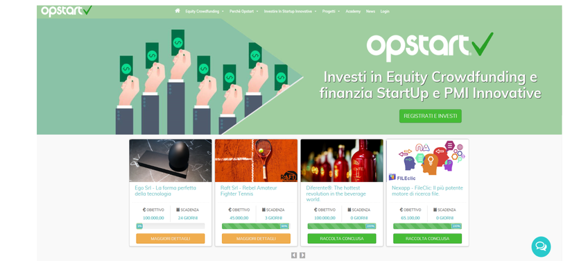 OpStart screenshot