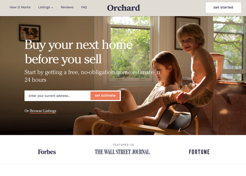 Orchard Homes screenshot